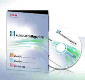 IDEC SW1A: Automation Organizer Software Suite