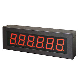 Line Seiki G80 Series Electronic Large Display Counters