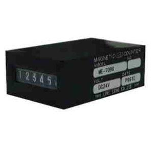 Line Seiki ME Series Electromagnetic Non-Reset Counter