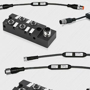 di-soric Logic Distributors/ Multifunctional Adapters