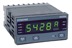 Dynapar S428A Intelligent Process Meters