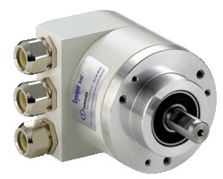 Dynapar Series AI25 Absolute Encoders with Interbus Interface