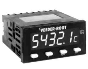 Electronic Predetermining Counters