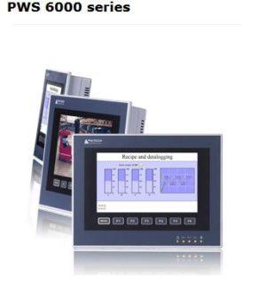 Hitech Touch Screen PWS6000 Series MMI