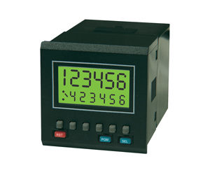 Trumeter 7932 Electronic Predetermining Counter/Timer