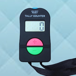 Fox AMV-E3 Digital Hand Tally Counter