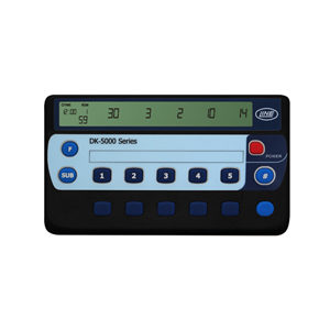 """NEW"" Line Seiki DK-5010A, B & C Electronic Hand Tally Counter with ten (10) independent counters"
