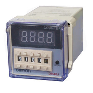 Fox DH-48J Digital Counter Relay with OMRON 4 bit Digital screen