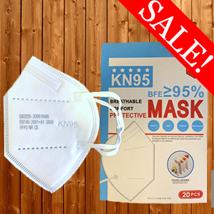 KN95 Face Mask Low Cost High Quality FFP2 N95 – PPE
