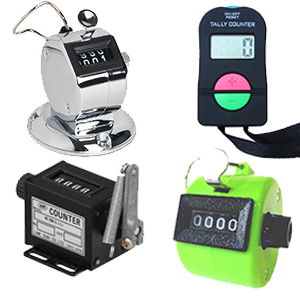 Hand Tally Counters/ Clickers